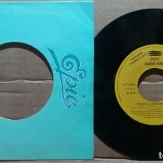 Discos de vinilo: DARYL HALL / I'M IN A PHILLY MOOD / SINGLE 7 INCH. Lote 221578788