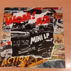 Discos de vinilo: DISCO VINILO WOM! A2 - LP MINI LO- PROMOCIONAL - BUEN ESTADO- VER FOTOS. Lote 221579650