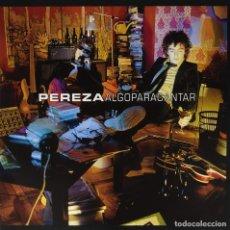 Discos de vinilo: LP PEREZA ALGO PARA CANTAR VINILO LEIVA. Lote 221579847