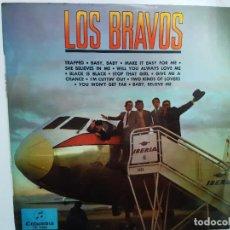 Discos de vinilo: LOS BRAVOS - SPAIN LP 1966.. Lote 221579975