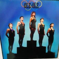 Discos de vinilo: OLE OLE- LP 1983 + ENCARTE- VINILO COMO NUEVO.. Lote 221581125