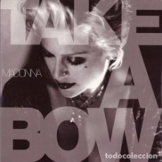 "Discos de vinilo: OCASIÓN COLECCIONISTAS - ""TAKE A BOW"" -MADONNA - MAXI SINGLE 5 TRACK- ORIGINAL ANALOGICO USA 1994. Lote 221581423"