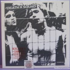 Discos de vinilo: DEATH X SQUAD - IN MEMORY OF ALL MY ENEMIES - LP. Lote 221581621