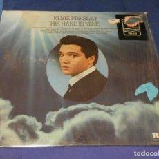 Discos de vinilo: CAJJ83 LP ELVIS PRESTLEY HIS HAND IN MINE USA 70S MUY BUEN ESTADO DE VINILO (2). Lote 221581661