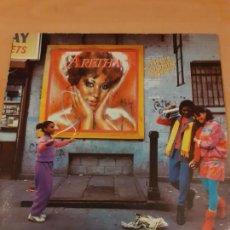 Discos de vinilo: DISCO VINILO ARETHA FRANKLIN - LP WHO'S ZOOMIN' WHO? - BUEN ESTADO - VER FOTOS. Lote 221582207