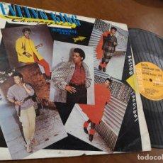 Discos de vinilo: EVELYN CHAMPAGNE KING. - ACTION. - MAXI-ESPAÑA. Lote 221582335