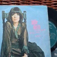 Discos de vinilo: SINGLE (VINILO) DE BILLIE DAVIS AÑOS 60. Lote 221584316