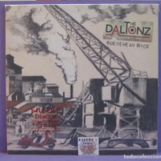 Discos de vinilo: THE DALTONZ - SUEDEHEAD - LP + CD. Lote 221584850