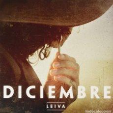 Discos de vinilo: LP LEIVA DICIEMBRE VINILO PEREZA. Lote 221586800