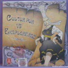 Discos de vinilo: EKSPLORERSZ VS CULTUR PUB - LP. Lote 221586932