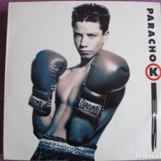 Discos de vinilo: LP - PARACHOKES - MISMO TITULO (SPAIN, MERCURY RECORDS 1990). Lote 221588742
