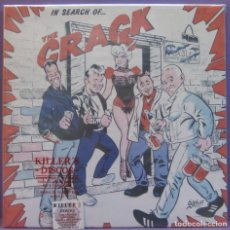 Discos de vinilo: THE CRACK - IN SEARCH OF THE CRACK - LP PRECINTADO. Lote 221589246