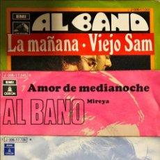 Discos de vinilo: LOTE 3 SINGLES AL BANO. Lote 221589812