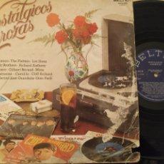 Discos de vinilo: NOSTÁLGICOS CARROZAS. Lote 221591053