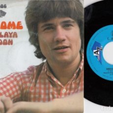 Discos de vinilo: C. JEROME - HIMALAYA - SINGLE DE VINILO EDICION ESPAÑOLA. Lote 221595365