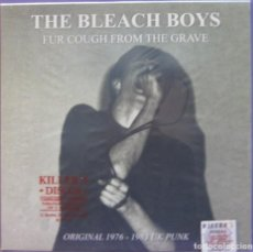 Discos de vinilo: THE BLEACH BOYS - FUR COUGH FROM THE GRAVE - LP PRECINTADO. Lote 221602797