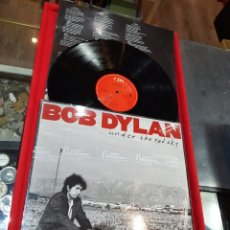 Discos de vinilo: LP BOB DYLAN UNDER THE RED SKY CBS 1990. Lote 221605651