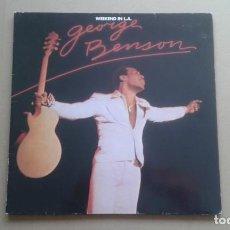 Discos de vinilo: GEORGE BENSON - WEEKEND IN L.A. DOBLE LP 1978 EDICION EUROPEA. Lote 221606077