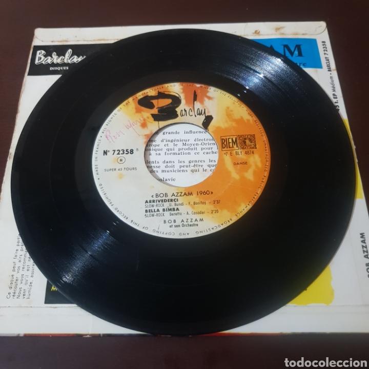 Discos de vinilo: BOB AZZAN ET SON ORCHESTRE - Foto 3 - 221608246