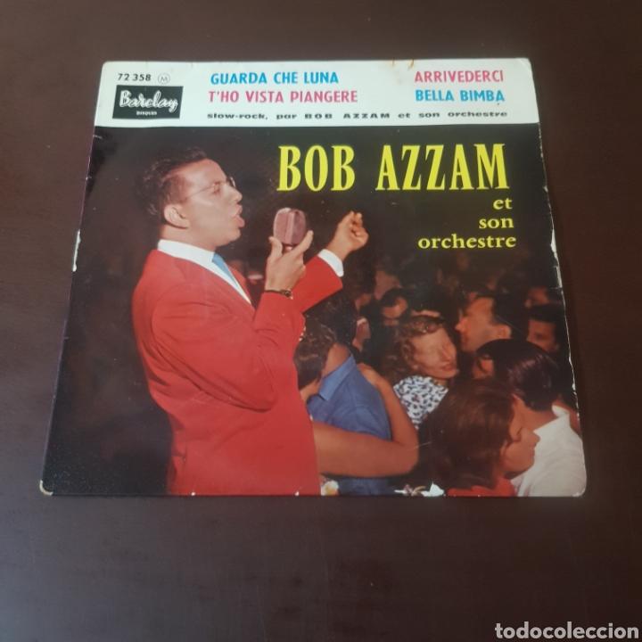 Discos de vinilo: BOB AZZAN ET SON ORCHESTRE - Foto 5 - 221608246