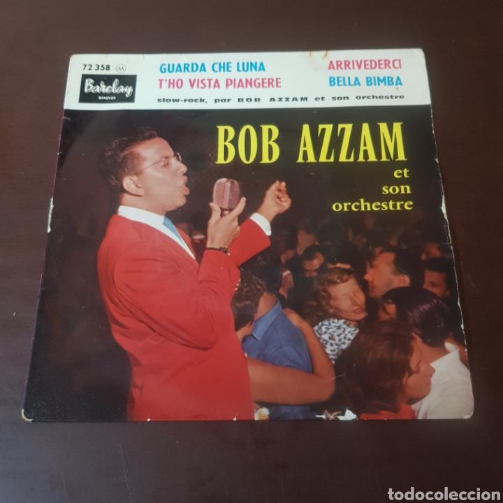 BOB AZZAN ET SON ORCHESTRE (Música - Discos - Singles Vinilo - Orquestas)