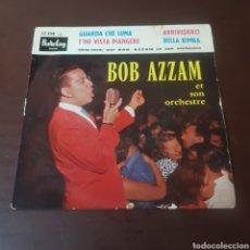 Discos de vinilo: BOB AZZAN ET SON ORCHESTRE. Lote 221608246