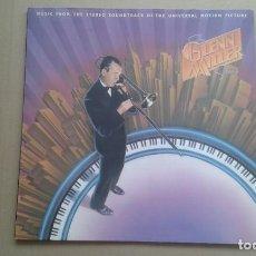 Discos de vinilo: GLENN MILLER - STORY LP 1985 EDICION ESPAÑOLA. Lote 221608798