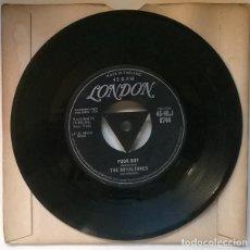 Discos de vinilo: THE ROYALTONES. POOR BOY/ WAIL! LONDON, UK 1958 SINGLE. Lote 221614475