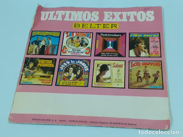 Discos de vinilo: ORQUESTA AMANECER (3421) - Foto 2 - 221621516