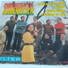 Discos de vinilo: ORQUESTA AMANECER (3421). Lote 221621516