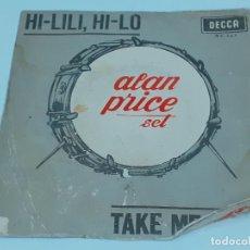 Discos de vinilo: ALAN PRICE(342). Lote 221622678