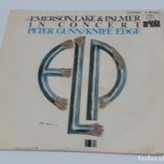 Discos de vinilo: EMERSON LAKE AND PALMER (3430). Lote 221624807