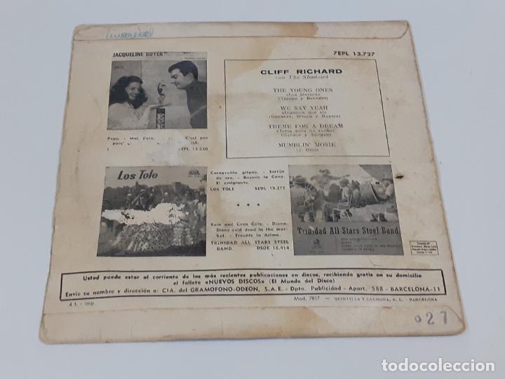 Discos de vinilo: CLIFF RICHARDS THE SHADOWS (3432) - Foto 2 - 221625200