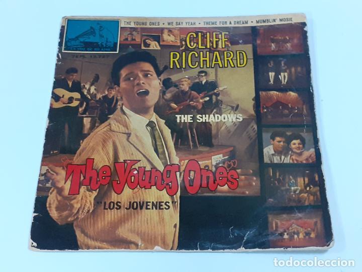 CLIFF RICHARDS THE SHADOWS (3432) (Música - Discos - Singles Vinilo - Disco y Dance)