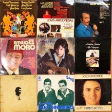 Discos de vinilo: LOTE 10 LP'S NACIONALES VARIADOS. Lote 221632580