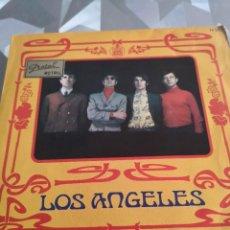 Discos de vinilo: SINGLE. LOS ANGELES. NO ESTOY CONTENTO. Lote 221633502