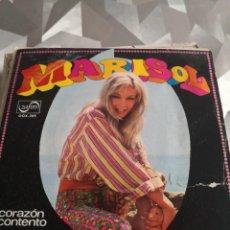 Discos de vinilo: SINGLE. MARISOL.. Lote 221633542
