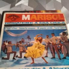 Discos de vinilo: SINGLE. MARISOL. Lote 221633628
