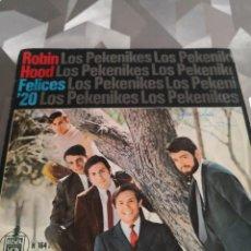 Discos de vinilo: SINGLE. LOS PEKENIKES. Lote 221633715
