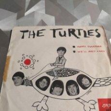 Discos de vinilo: SINGLE. THE TURTLES. Lote 221633868
