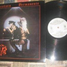 Discos de vinilo: PARALISIS PERMANENTE. EL ACTO (TRES CIPRESES 1982) OG ESPAÑA LEA DESCRIPCION. Lote 221639292