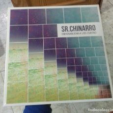 Discos de vinilo: SR. CHINARRO ENHORABUENA A LOS CUATRO LP. Lote 221643618