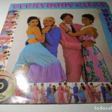 Discos de vinilo: MAXI - MODERN ROMANCE ?– EVERYBODY SALSA - K 18815 ( VG+ / VG) UK 1981. Lote 221644663