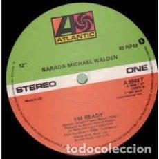 Discos de vinilo: NARADA MICHAEL WALDEN - HOLIDAY - 12 SINGLE - AÑO 1982. Lote 221648072