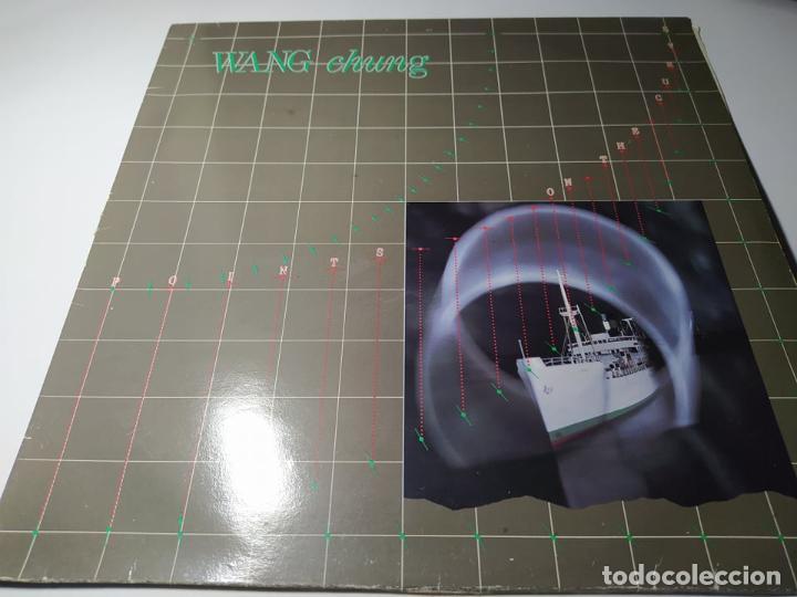 LP - WANG CHUNG ?– POINTS ON THE CURVE - GEF 25589 ( VG+/ VG+) SPAIN 1984 (Música - Discos de Vinilo - Maxi Singles - Disco y Dance)