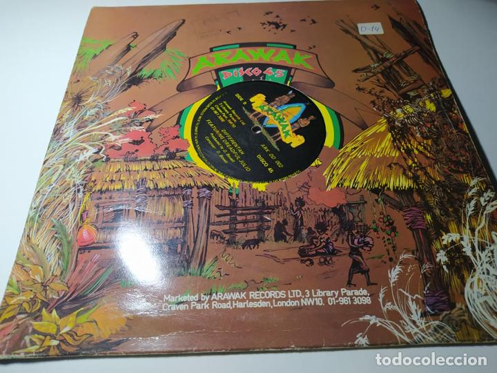 MAXI - ERROL DUNKLEY ?– A LITTLE WAY DIFFERENT - ARK DD 002 ( VG+/ G+) UK 1978 ( JOYAZA!) (Música - Discos de Vinilo - Maxi Singles - Reggae - Ska)