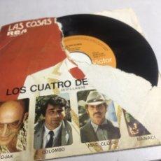 Discos de vinilo: SINGLE - LAS COSAS DE PEPE DA ROSA. Lote 221651122