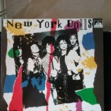 Discos de vinilo: NEW YORK DOLLS EDIC. 1990. Lote 221652617