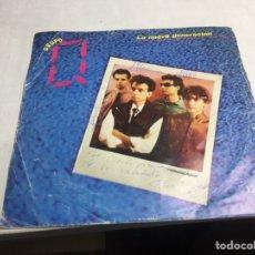 Discos de vinilo: SINGLE - GRUPO Q .- LA NUEVA GENERACION. Lote 221653523