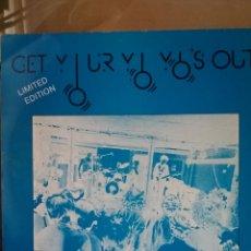 Discos de vinilo: EATER 1978 THE LABEL .NUEVO. Lote 221653805